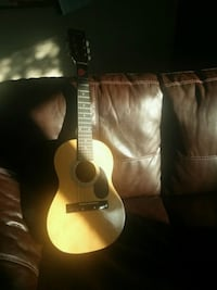 brown and black acoustic guitar Duluth, 55811