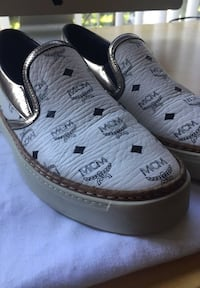 MCM SIZE 7 SHOES (LIKE NEW) Seattle, 98133