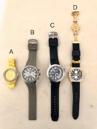 High quality Made in Italy fashion watches Ottawa, K1P 5V9