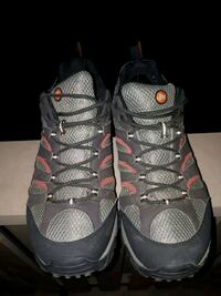 Merrell hiking boots size 12