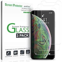iPhone X/XS Tempered Glass Screen Protector  Fairfax, 22030