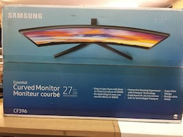 SAMSUNG CURVED MONITOR 27IN