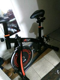 Exercise bike with new gel seat Brooklyn, 11219
