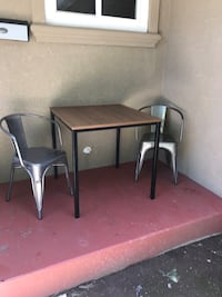 two black wooden side tables Sacramento, 95833