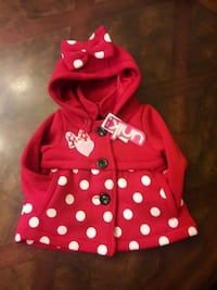 Minnie Mouse Coats