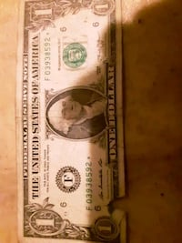 Extremly rare star note