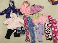 Toddler Girl's' winter clothes 18M-2T Vienna, 22180