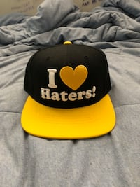Haters SnapBack DEAL READ DESC  Toronto, M9R