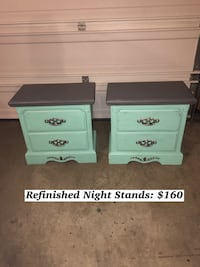 Refinished Night Stands Edmonton, T5A 3Y3