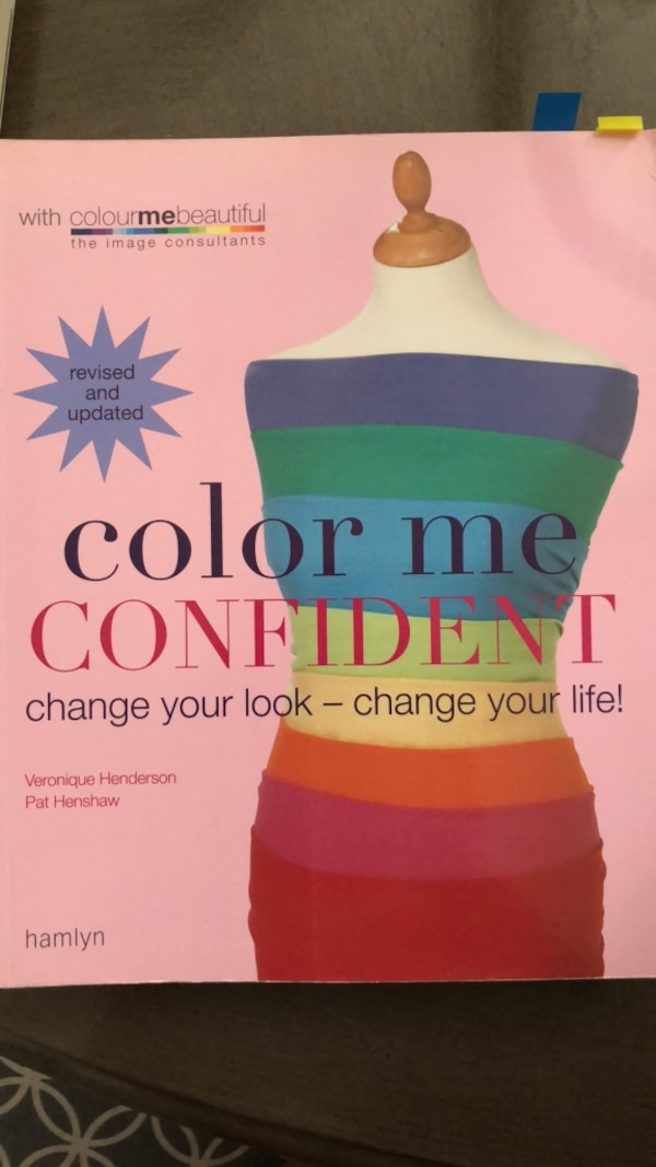 color me confident change your look change your life