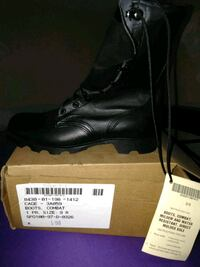 two pair of military boots brand new never worn si Nashville, 37209