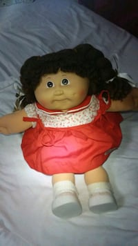1978-1982 Cabbage patch kids doll