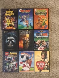 DVD Movies Lot