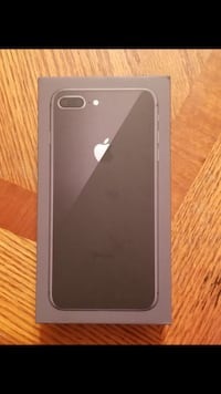 black iPhone 7 plus box Hyattsville, 20785
