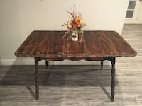 Authentic Rustic Vintage Farmhouse Table Scottsdale, 85257