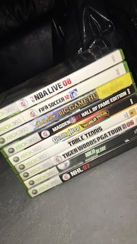 pile of Xbox 360 game cases Canonsburg, 15317