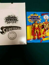 Superman 30th anniversary gold edition  Whitby