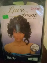 Lace Front Wig Washington, 20020