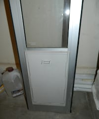Pet door medium - $75