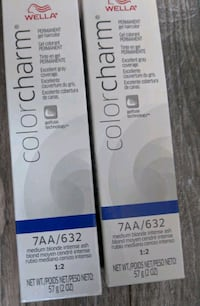 Hair color cream lots of colors Calgary, T2R 0P6