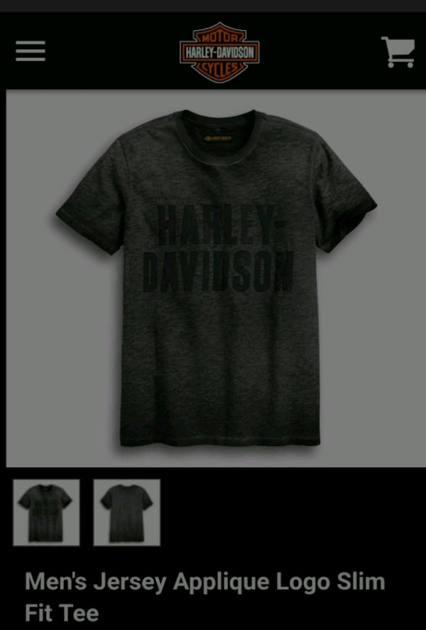 70eff9c0d58 Used Harley Davidson shirt for sale in Griffin - letgo