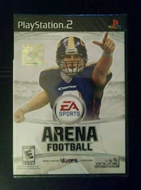*New* PS2 Arena Football Chesapeake, 23320