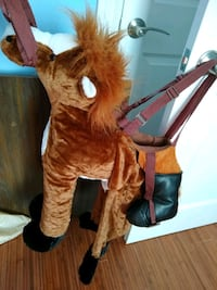 Cowboy Ride Along Halloween Costume  - Too ADORABLE to pass up.