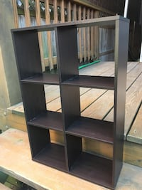 6 Compartment Compact Shelving Unit - 24 x 16 x 6 Chicago, 60622