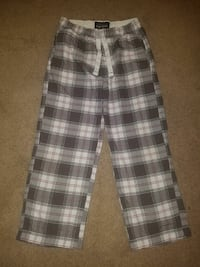 Abercrombie Flannel pajama pants Large Theodore, 36582