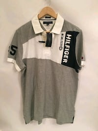 Large NWT Tommy Hilfiger golf shirt Kitchener, N2A