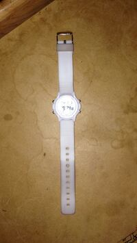 White Wrist Watch Calgary, T1Y