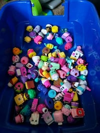 Squinkies, twosies, and Shopkins assorted Bowie, 20715