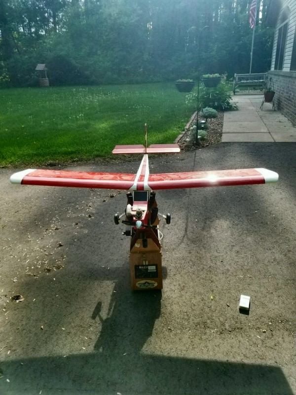 Great planes 1/5 scale rc plane