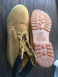 Timberlands work boots size 13M, warns twice. Hendersonville, 37075