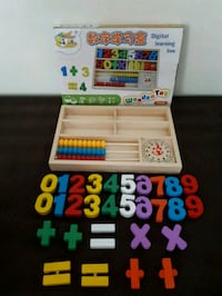 Brand new Math learning toy