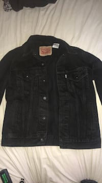 black jean jacket Winnipeg, R3M 0Z3