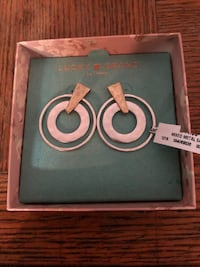 Lucky Brand mixed metal earrings Los Angeles, 90036