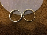 Stainless steel wedding bands Newmarket, L3Y 5E9