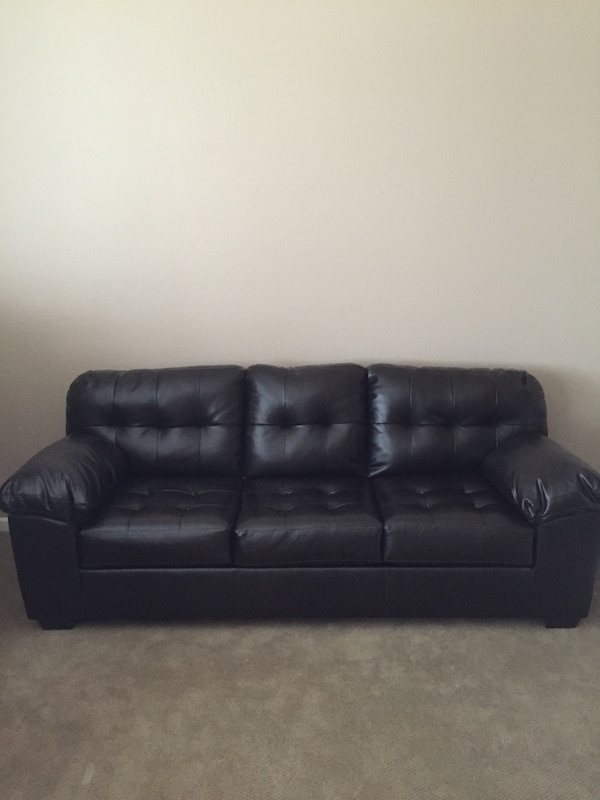 Brand New Ashley Durablend Leather Sofa