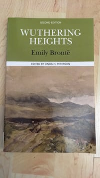 Wuthering heights (Emily Brontë) Trondheim, 7068