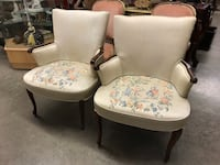 Pair of French chairs Hamilton, L8B 2Z7
