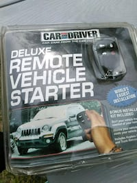 Deluxe remote vehicle starter pack Fayetteville, 28301