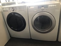Refurbished good condition washer dryer set with warranty  Woodbridge, 22192