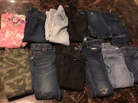 Girls 5T Jeggings. Brands include Old Navy, Osh Kosh, Cat & Jack and Baby Gap   Knoxville, 37912