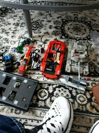 Lots of lego Mission, V2V 1R9
