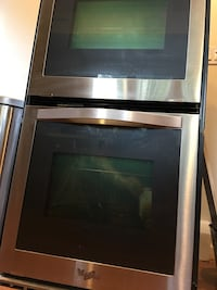 24 inch whirlpool double wall oven, stainless Northbrook, 60062