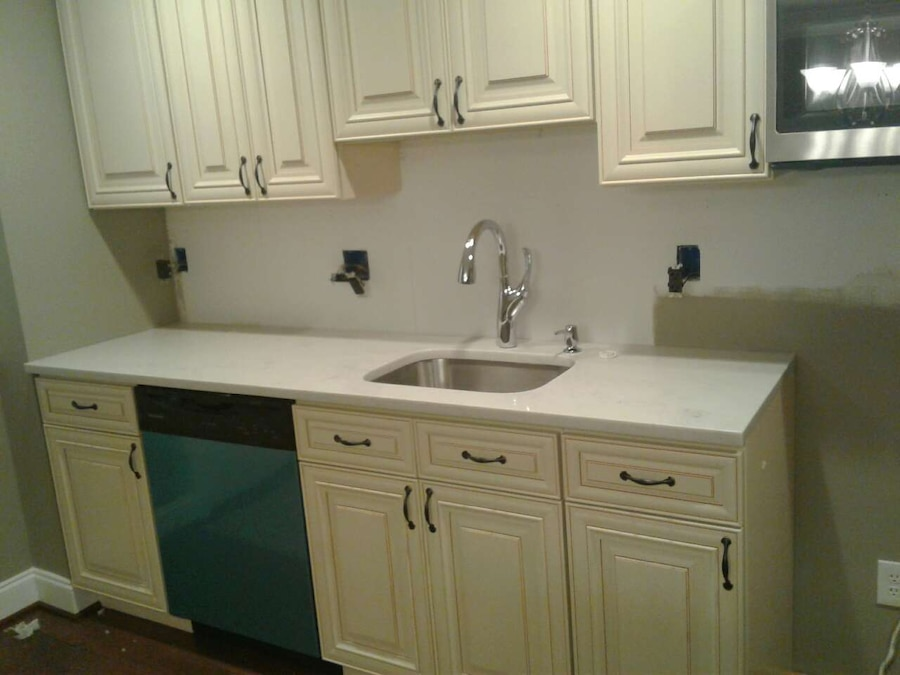 used stainless steel sink cabinet with faucet for sale in beltsville rh us letgo com