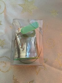 New stainless steel tea infuser
