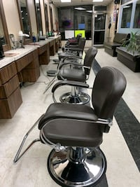 Barbershop/beauty salon furniture