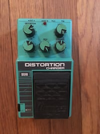 ibanez ds10 distortion pedal shoot me an offer  Morris Plains, 07950